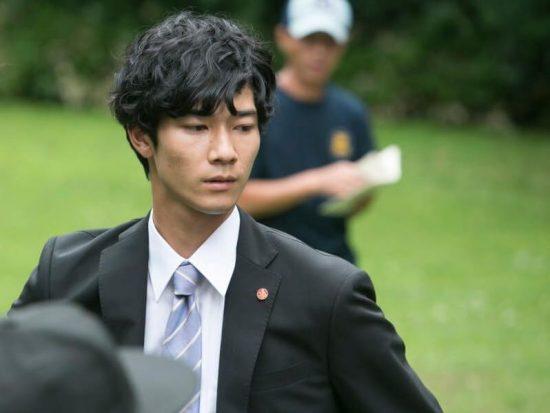 清原翔さんがドラマ警視庁いきもの係に出演されたときの画像