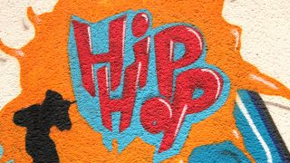 HIPHOPという壁の落書き