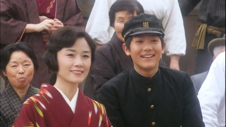中川大志さんのドラマ「おひさま」出演時の画像