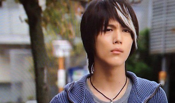 中川大志さん14歳の写真