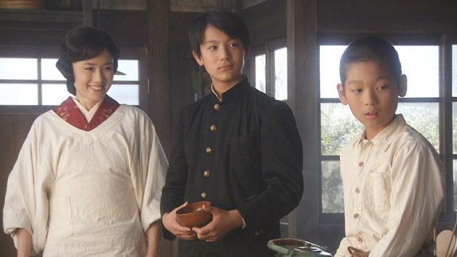 中川大志さんの子役時代のおひさま出演画像