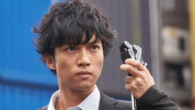 不破さん役の岡田龍太郎さんの画像