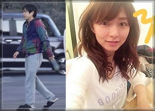 ニノと伊藤綾子の画像